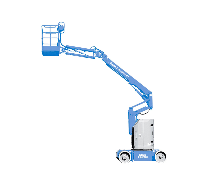 Narrow Articulating Boom Lift : A b rental centre southwestern ontario s largest locally