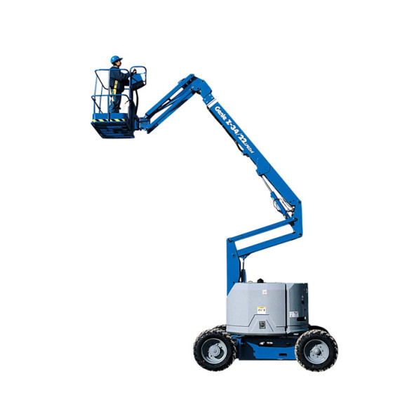 Compact Articulating Boom Lift : A b rental centre southwestern ontario s largest locally