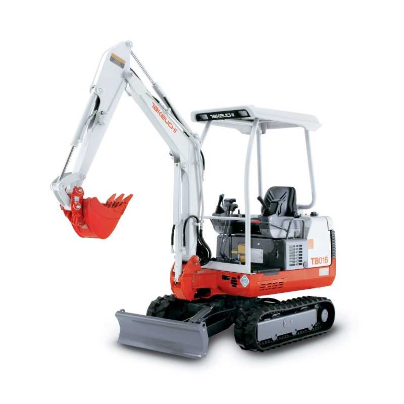 Compact Excavators / Backhoes / Dozers